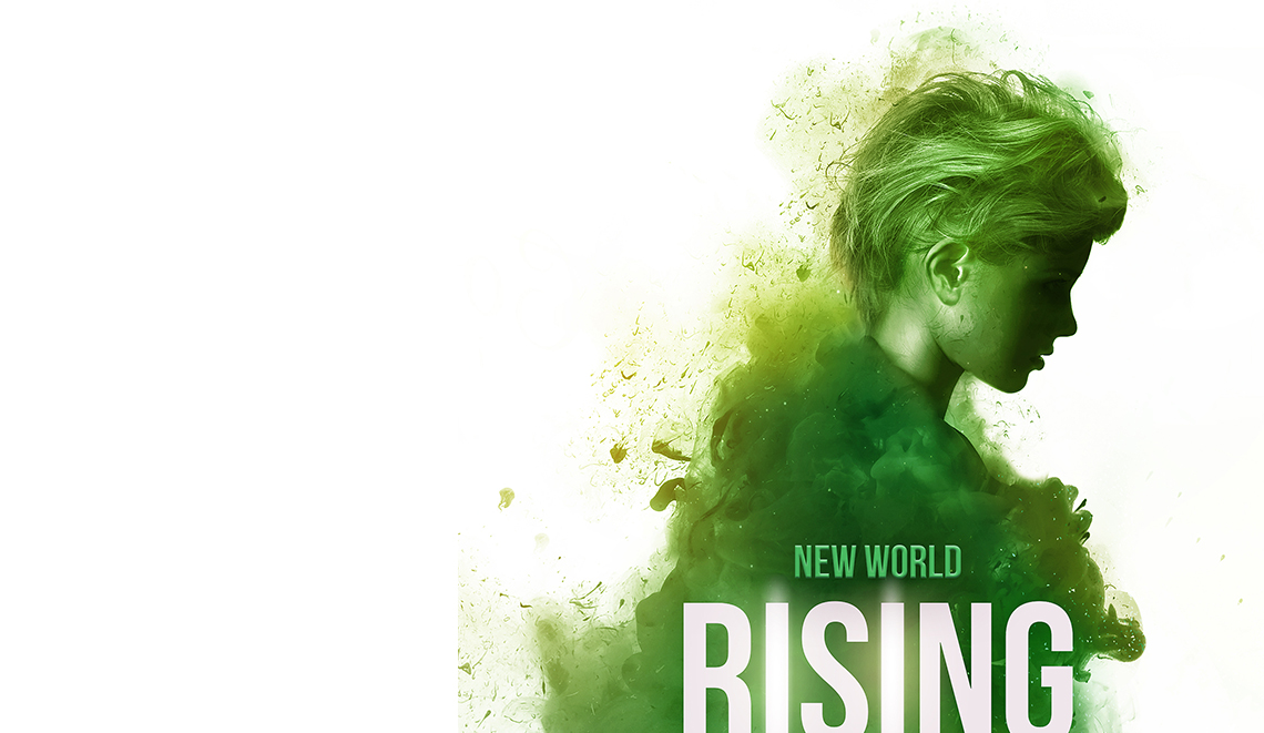 NEW WORLD RISING